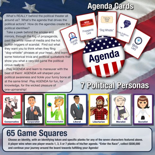 White Rabbit The Agenda Game - http://coolthings.us