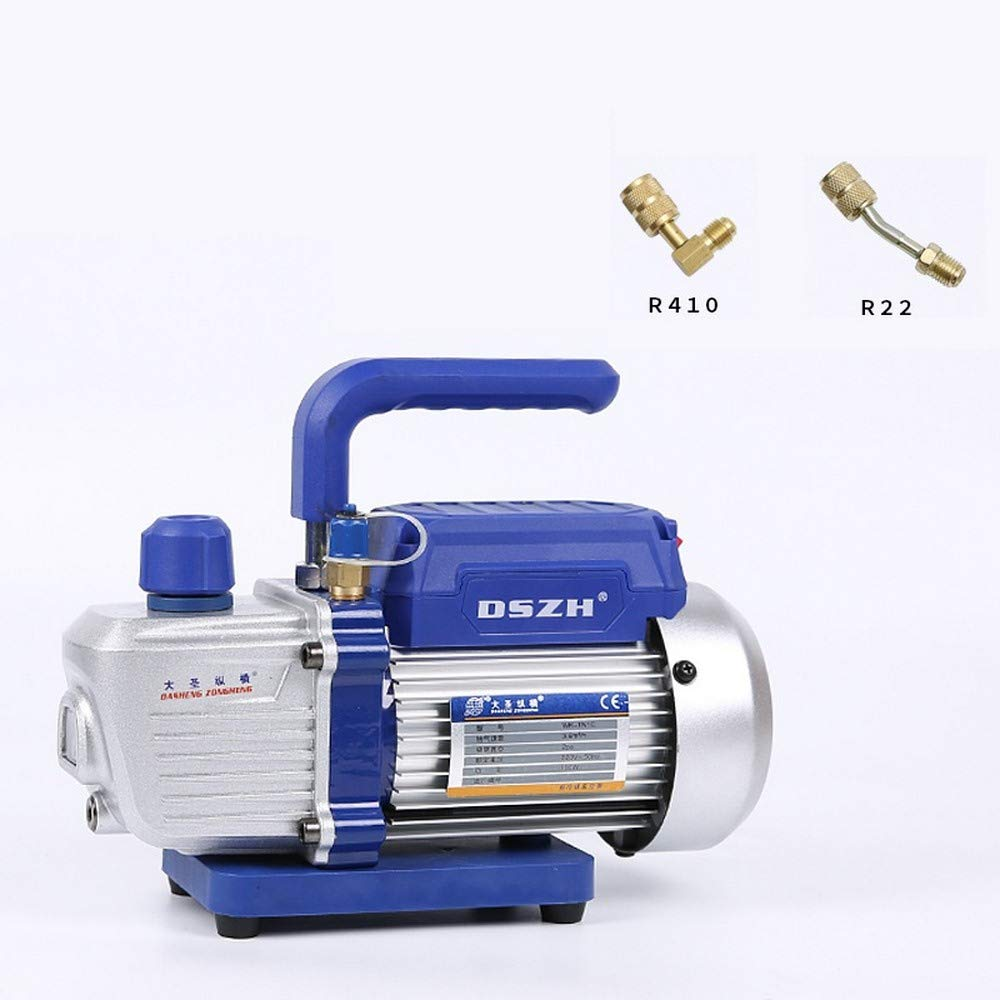 XD Rotary Vane Vacuum Pump Vacuum Pump Kit,220V 150W Pump Dispensers Heat Pump for Refrigeration Air Conditioning System by Pengxuehuang