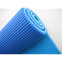 Narains Packaging Textured Pattern Soft Comfort Fitness Exercise Anti Skid, Non Slip Yoga Thick Mat for Men & Women