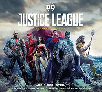 Justice League: The Art of the Film Hardcover