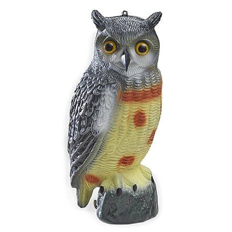 Merveilleux Greenscapes 203440 Garden Defense Owl Repellant