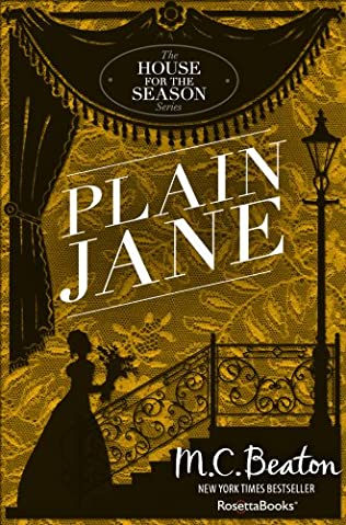 book cover of Plain Jane