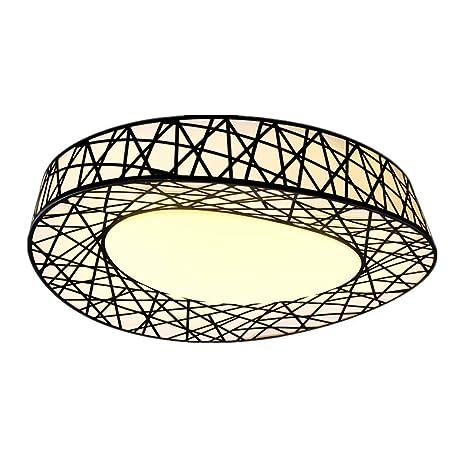 for LED sala estarlámpara techo ovalada Luz de techo de de f76ybg