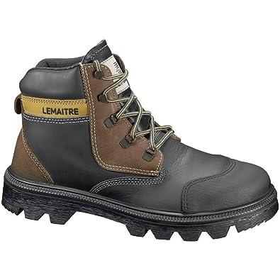 Lemaitre Chaussures de sécurité Montantes Explorer S3 SRC Amazon.fr  Chaussures et Sacs
