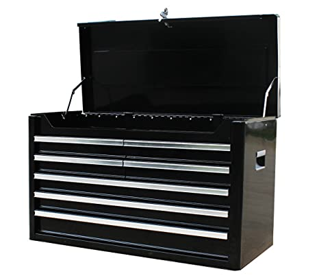 Amazon.com: Excel TB2108X-Black 36-Inch Metal Tool chest with 7 ...