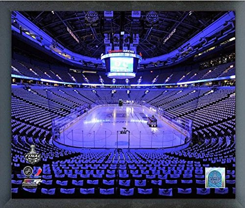 Rogers Arena 2011 Stanley Cup Vancouver Canucks NHL Photo (Size: 12