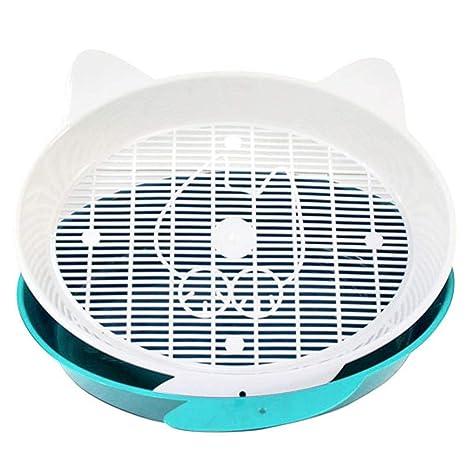 Caja De Arena Para Gatos Lavabo Para Inodoro Para Gatos ...