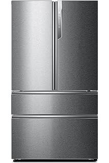 Freistehende Kühlschrank French Door Smeg: Amazon.de: Küche ...