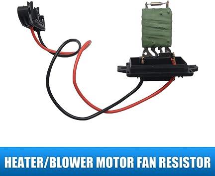 Renault Kangoo 1997-2018 Heater Blower Motor Fan Resistor