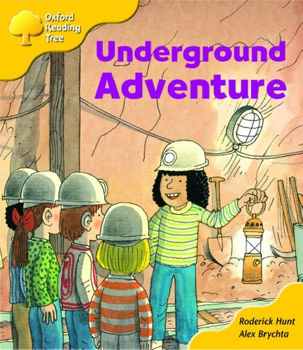 Oxford Reading Tree: Stage 5: More Storybooks (Magic Key): Underground Adventure: Pack A ebook