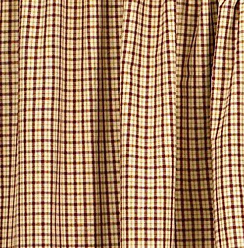 Apple Jack Tier Curtains