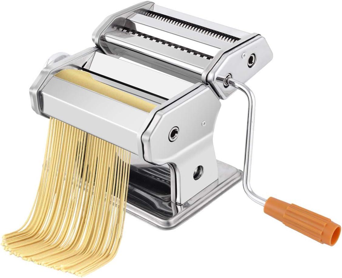 Spaghetti Spaghetti Macchina per Grata Macchina per Pasta Manuale Macchina per Pasta Kylewo Tagliapasta