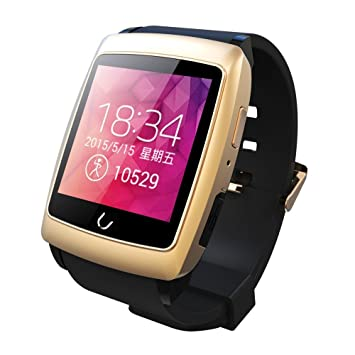 Develop U18 Uwatch NFC Smartwatch Android 4.4 Bluetooth 4.0 ...
