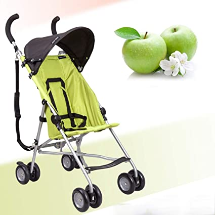 Baby stroller- Cochecito de Bebé Ultra Ligero Portátil Bebé Coche Paraguas Plegable Baby Trolley Niños
