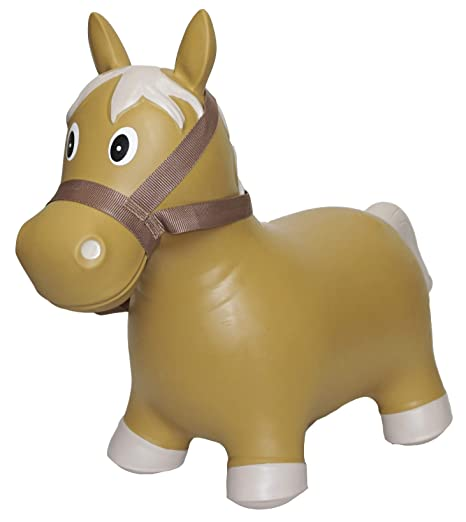 be3e68cb7 Amazon.com  Big Country Toys Lil Bucker Horse - Kids Inflatable ...