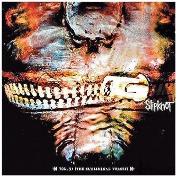 album the subliminal verses slipknot