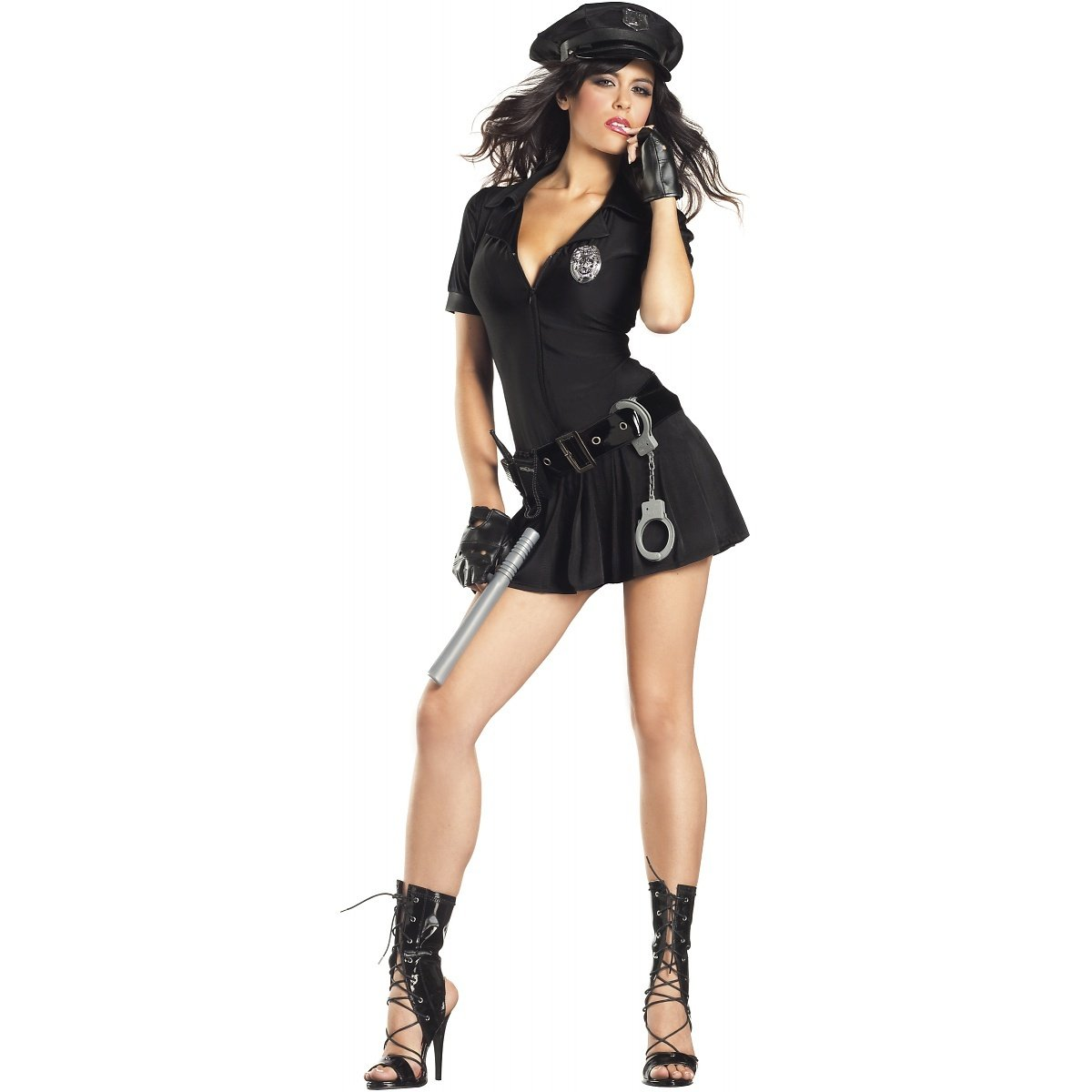 Mrs. Law Cop Fancy dress costume Large / X-Large