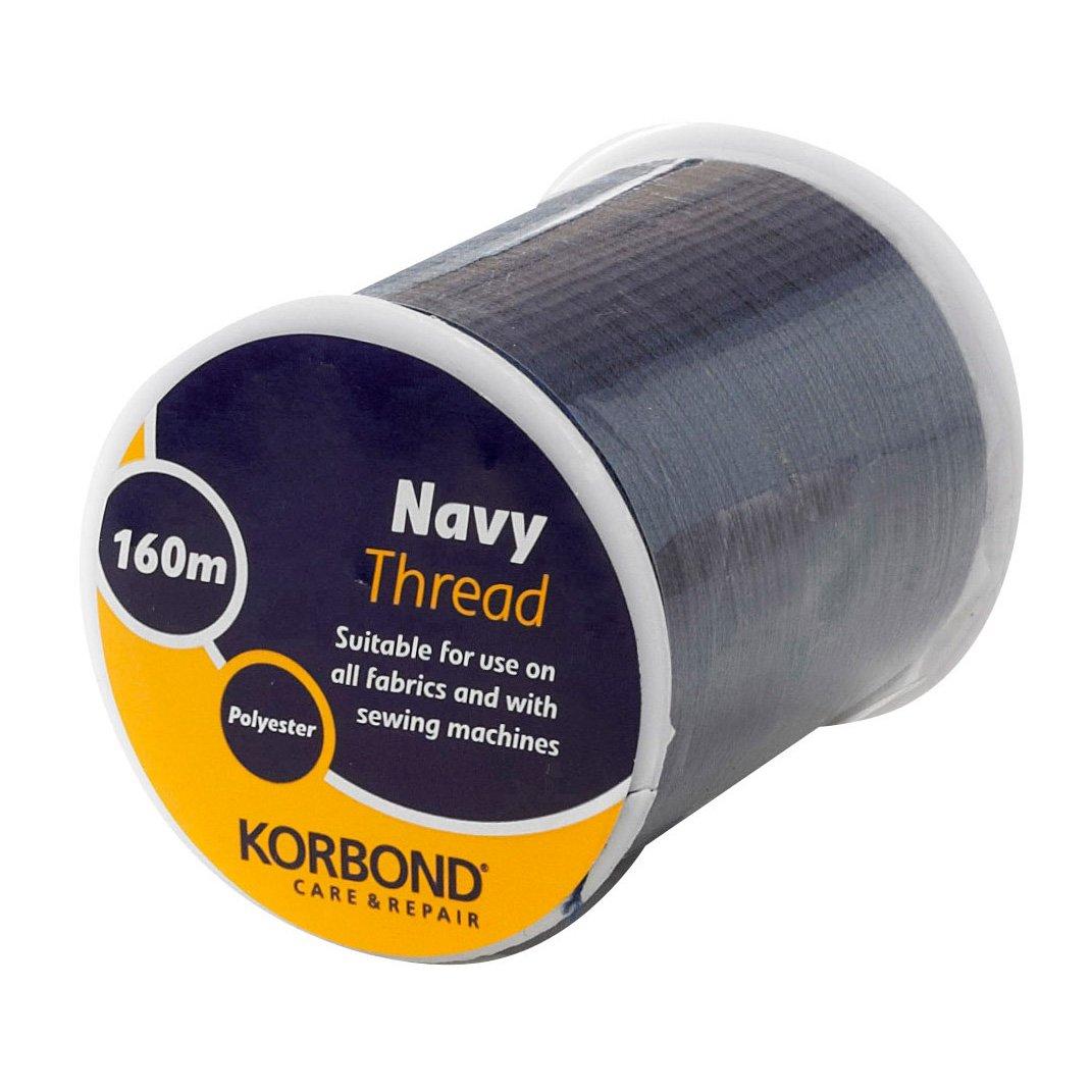 Korbond - Navy Thread 160 Meter 110834