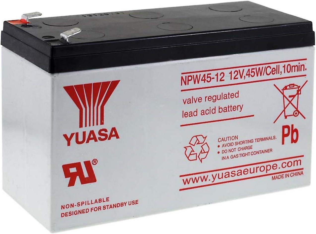 YUASA de Batería Plomo-ácido NPW45-12