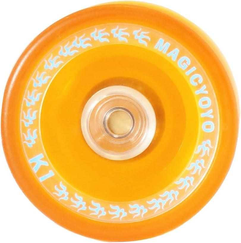 Orange D Dolity Magisches Yoyo K1 Spin Ball Drehkugel KK Lager Yoyo Mit String Kinder Spielzeug