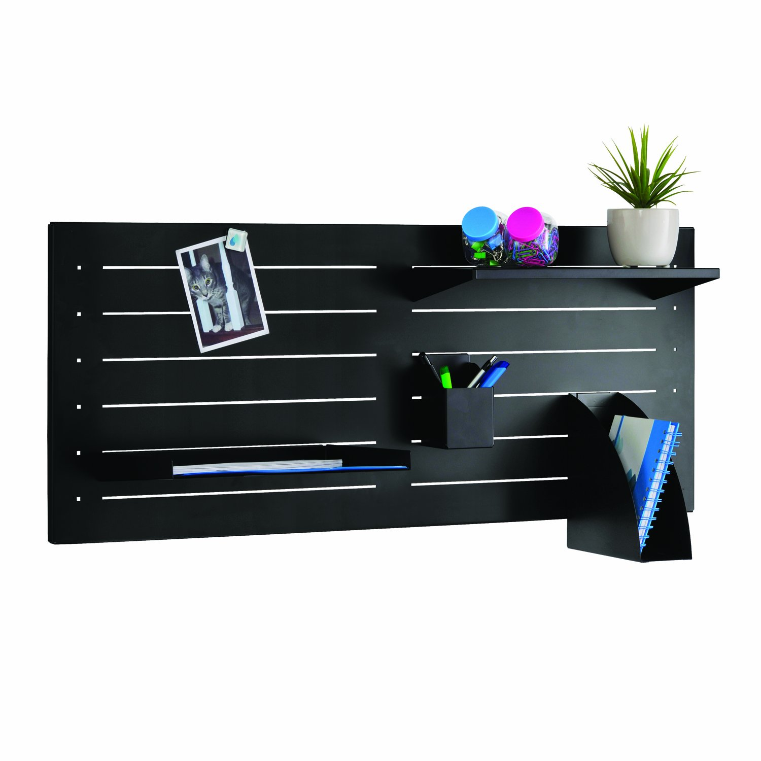 Steelmaster Slot System Large Shelf Only, 14 by 6 by 1.75-Inch, 1 Shelf Piece, Silver (264P20150) MMF Industries