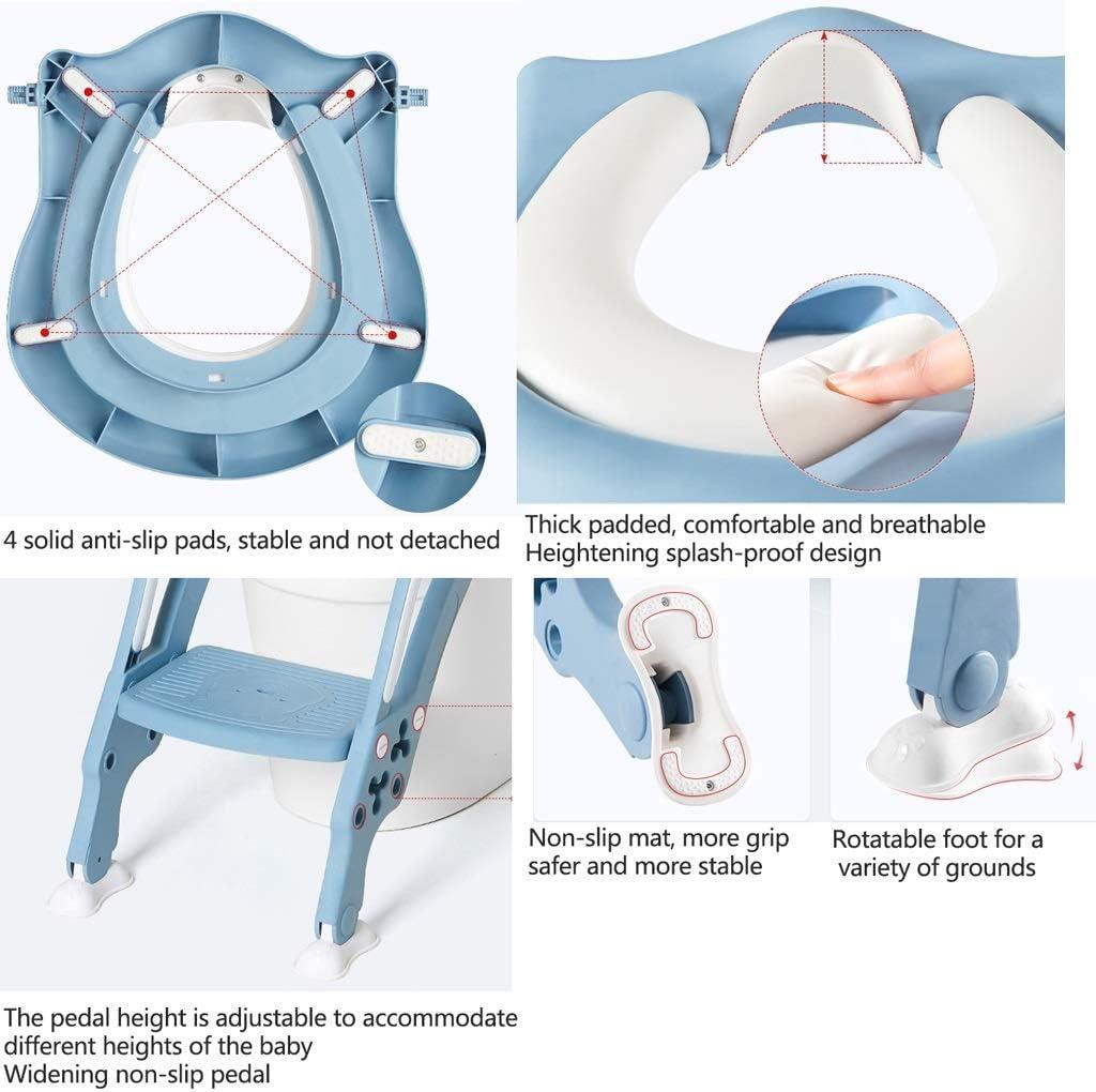 Tabouret plateau de rangement for échelle de toilette