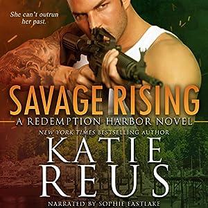 Savage Rising Audiobook