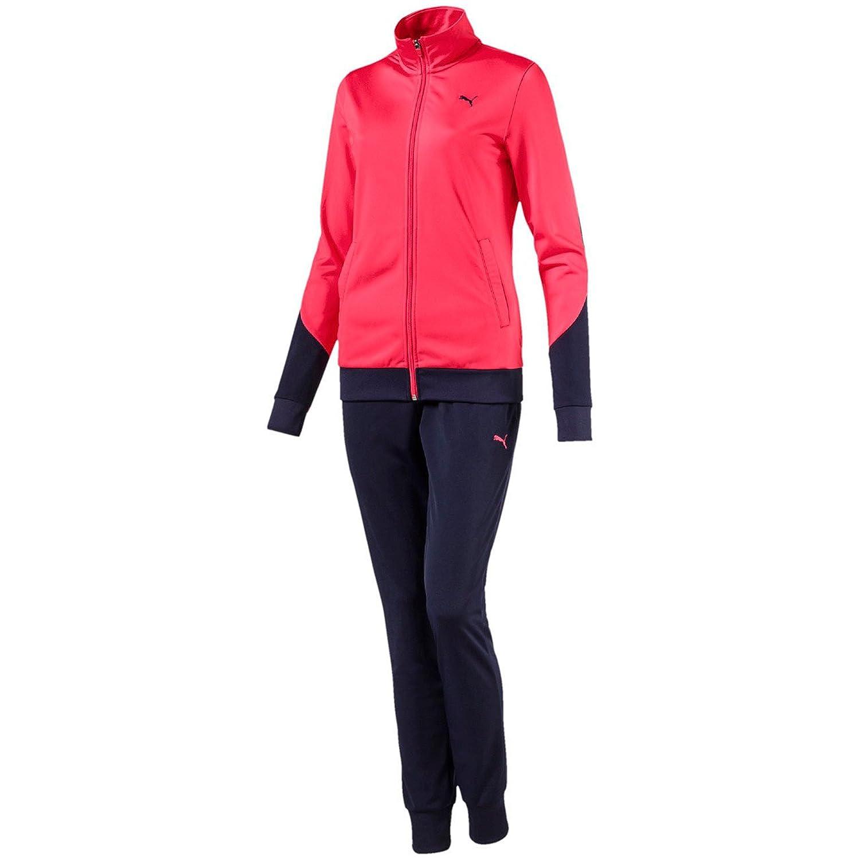 [プーマ] トレーニングウェア カラーブロック スーツ ジャケット パンツ [レディース] 851958 B079JVPRKV  18:PARADISE-P XL