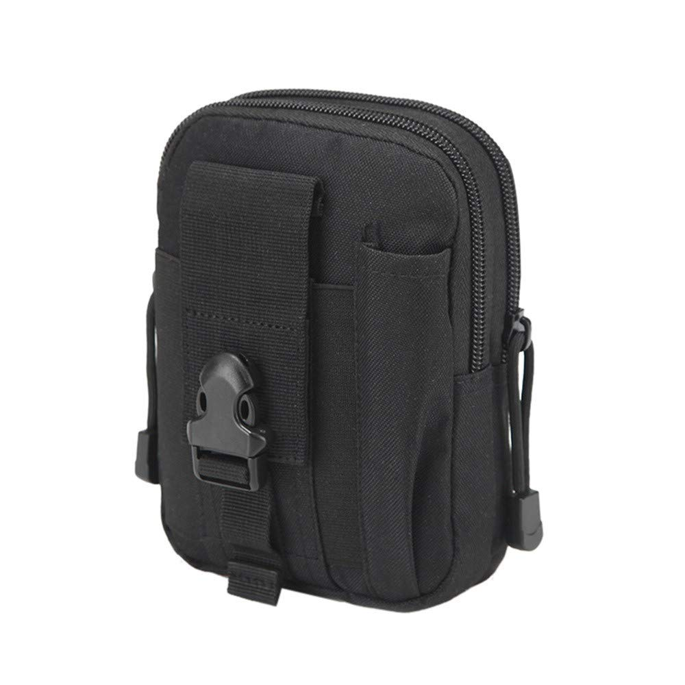 BOLUOYI Shoulder Bag for Women, Women's Crossbody Bags,Waterproof 1000D Oxford Multipurpose Hunting Tactical EDC Belt Waist Bag,Multicolor 09