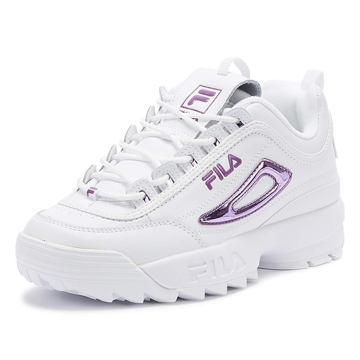 lavender fila disruptor Fila Shoes