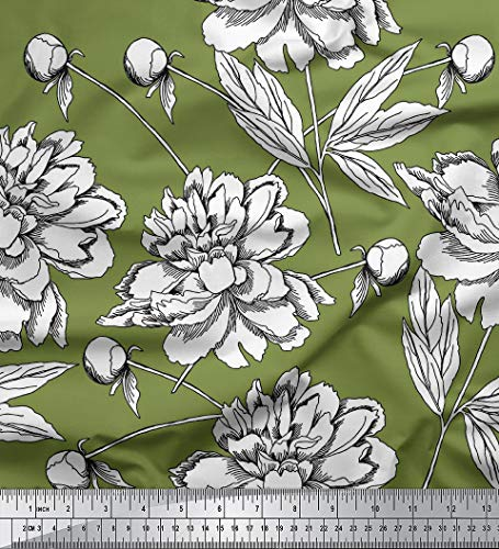 Soimoi Floral Printed 60