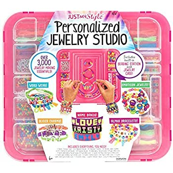 Just my style personalized diy jewelry making for American girl ultimate crafting super set