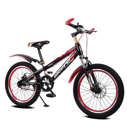 SJSF Y Bikes Bicicleta Montaña Bicicleta De Una Sola Velocidad 16 ...