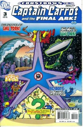 Captain Carrot and the Final Ark #3 : The Surreal Life (Countdown - DC Comics) ePub fb2 book