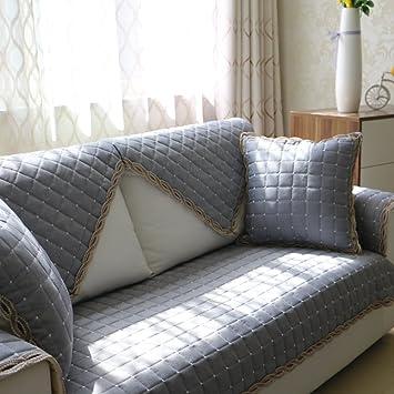 Nclon Verano Funda para sofá Toalla de sofá Tela,Funda de ...