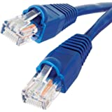 0.5m 1m 2m 3m 5m 10m 15m 20m 30m 50m 100m RJ45 CAT6 Ethernet Network LAN Patch Cable 1000Mbps (0.5m)