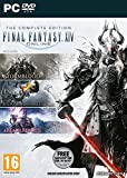 Software : Final Fantasy XIV: Online Complete Edition (PC DVD) (UK IMPORT)