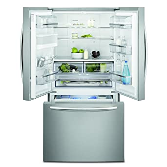 Electrolux - Frigorífico combi EN6084JOX con dispensador Twist & Serve