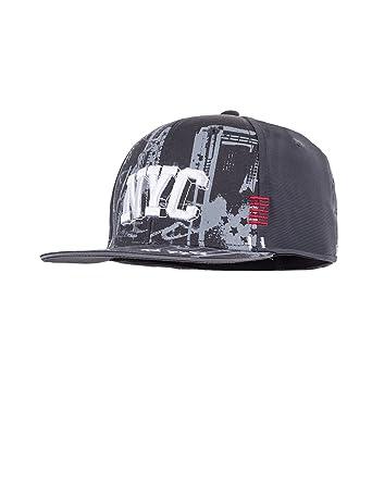 maximo Basecap NYC, Casquette Garçon  Amazon.fr  Vêtements et accessoires f4cc9444d4b