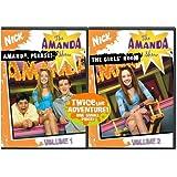 The Amanda Show, Vol. 1 - Amanda, Please / The Amanda Show, Vol. 2 - The Girls' Room by Nickelodeon