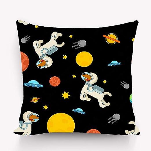 Yuerb - Funda de cojín para Perro, diseño de Astronauta Espacial ...