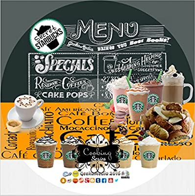 Starbucks Bakery and Coffee Recipes 4 Books on cd top secret famous baking