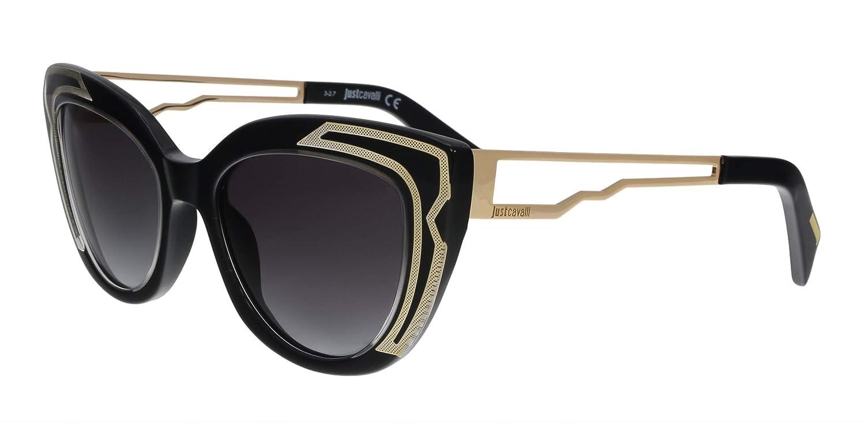 Amazon.com: Just Cavalli JC791S 01B - Gafas de sol para ...
