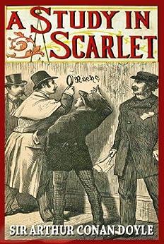 Study in Scarlet Audio book by Sir Arthur Conan Doyle ...