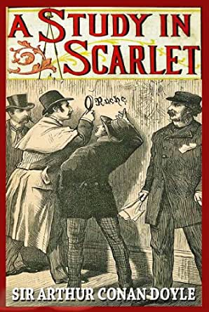 A Study in Scarlet (Illustrated) - Rakuten Kobo
