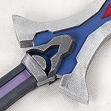 Mtxc Sword Art Online Ordinal Scale Cosplay Eiji Sword Blue