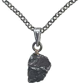 Amazon meteorite necklace 18 jewelry ugems meteorite necklace aloadofball Image collections