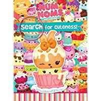 Num Noms Search for Cuteness!: With over 30 Sweet Scented Stickers!