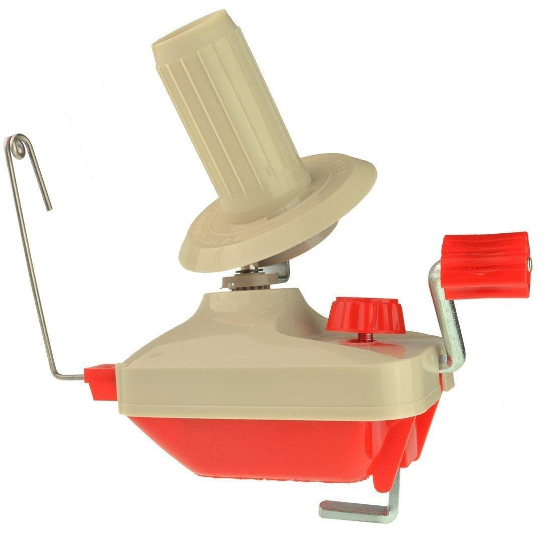 YEQIN Hand Operated Knitting Roll String Yarn Fiber Wool Thread Ball Winder Holder 4336905530