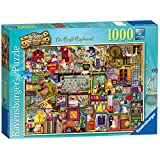 Ravensburger The Craft Cupboard Puzzle (1000-Piece)